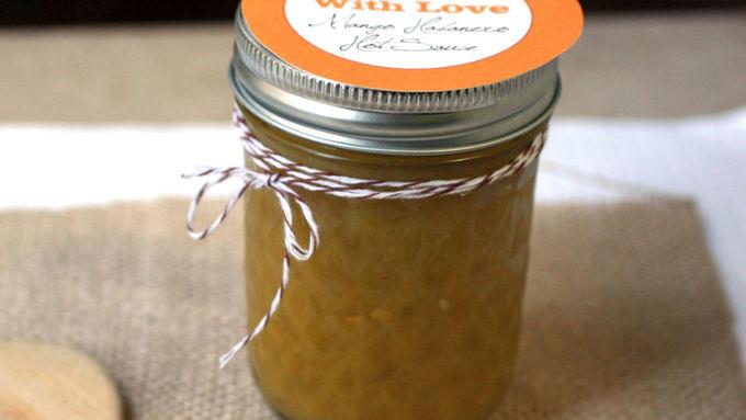 Mango Habañero Hot Sauce