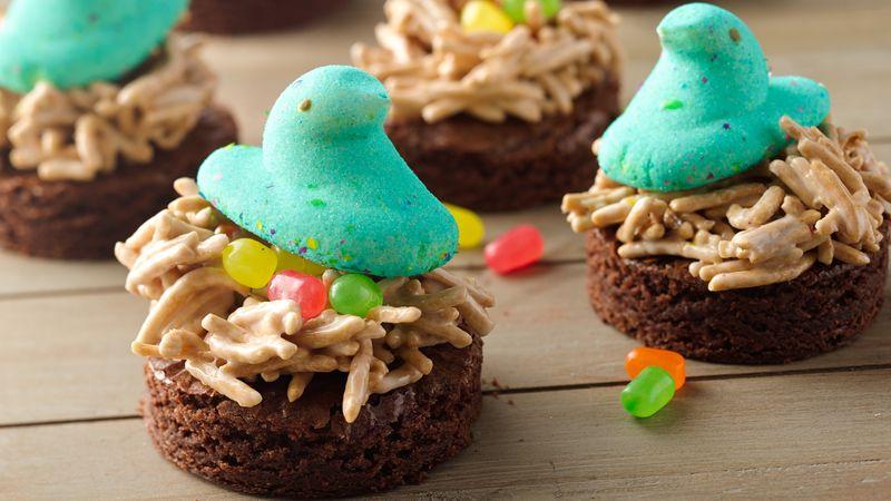 PEEPS® Brownie Nests