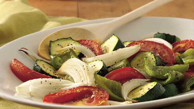 Harvest Roasted Vegetables