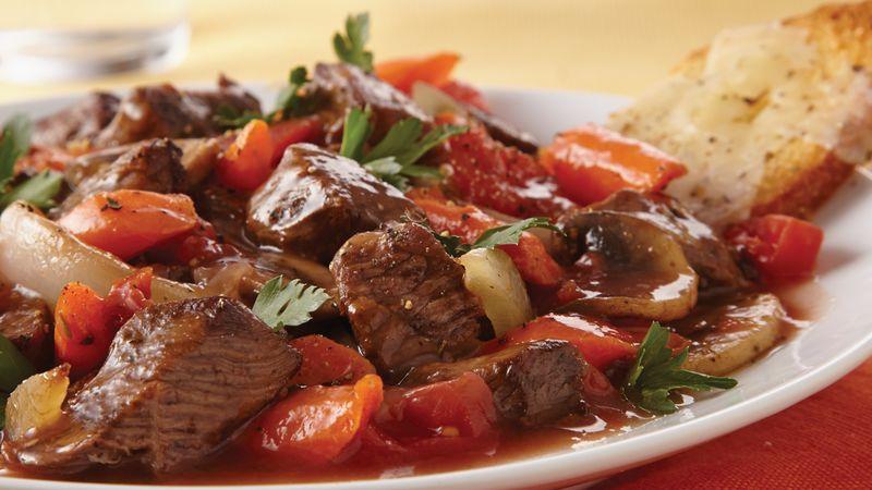 Slow-Cooker Italian-Style Beef Stew recipe from Betty Crocker