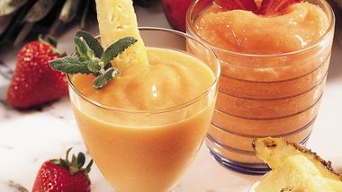 Pineapple-Orange Colada