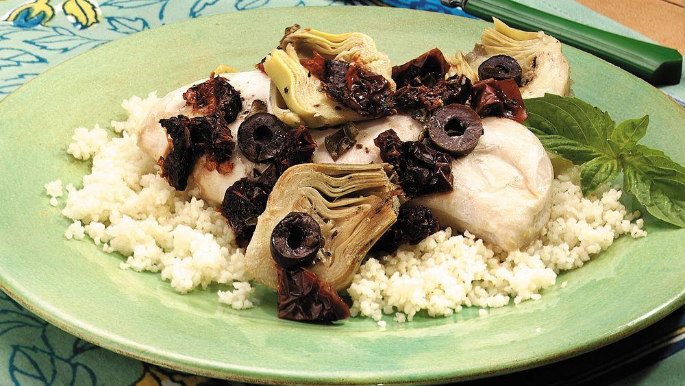 Chicken Mediterranean