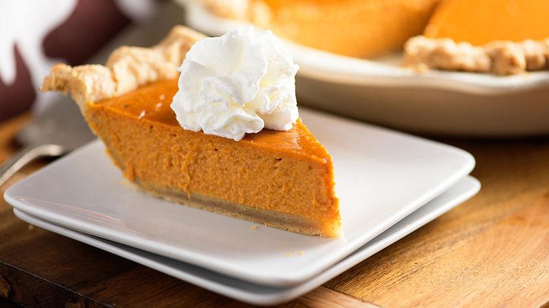 Pumpkin Pie Spice Pie Crust