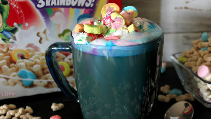 Lucky Charms® Latte