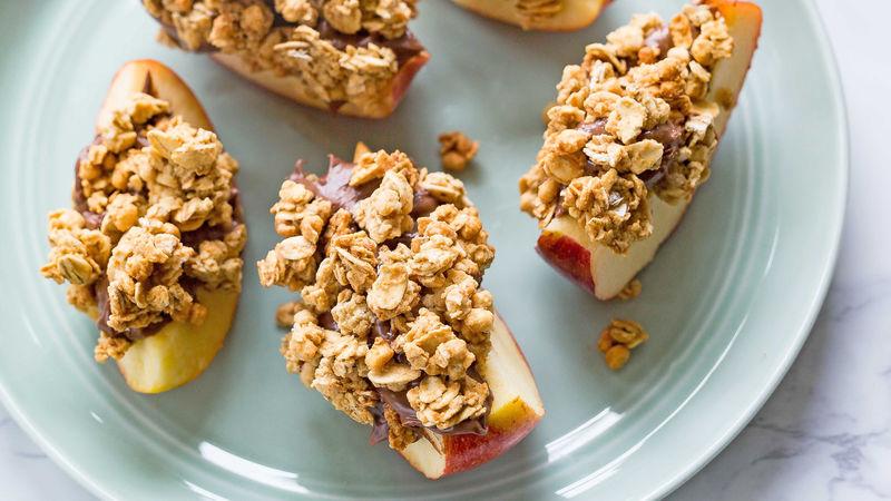 Apple Granola Bites