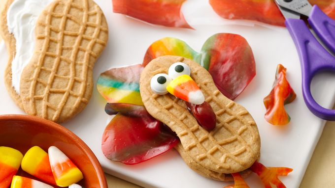 Fruity Feather Turkey