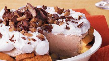 Tiramisu Toffee Trifle Pie