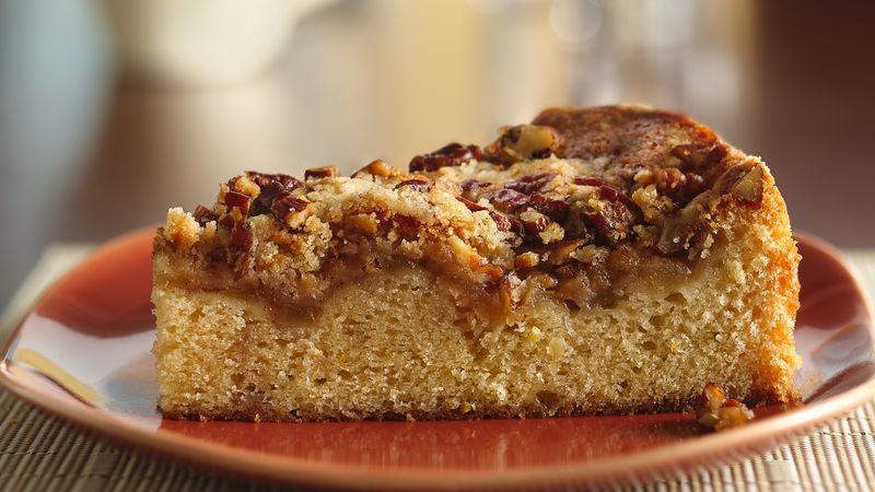 Apple-Crisp Orange Pound Cake