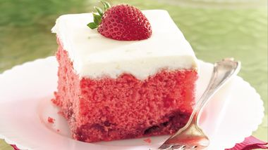 Strawberry Daiquiri Cake