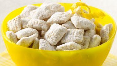 Lemon Buddies Chex Mix
