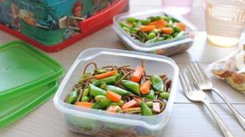 Soba Noodle Lunch Boxes