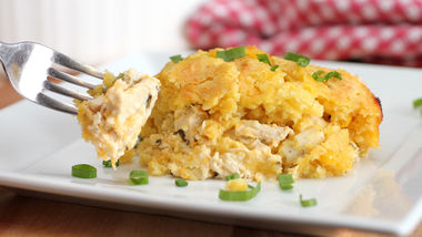 Southern Chicken-Cornbread Casserole