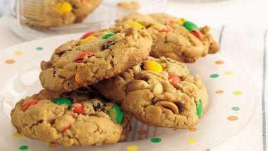 On-the-Trail Monster Cookies