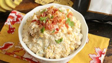 Easy Creamy Corn Dip