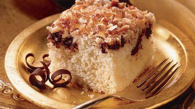 Cappuccino-Chocolate Coffee Cake