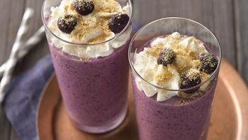 Berry Cheesecake Smoothies