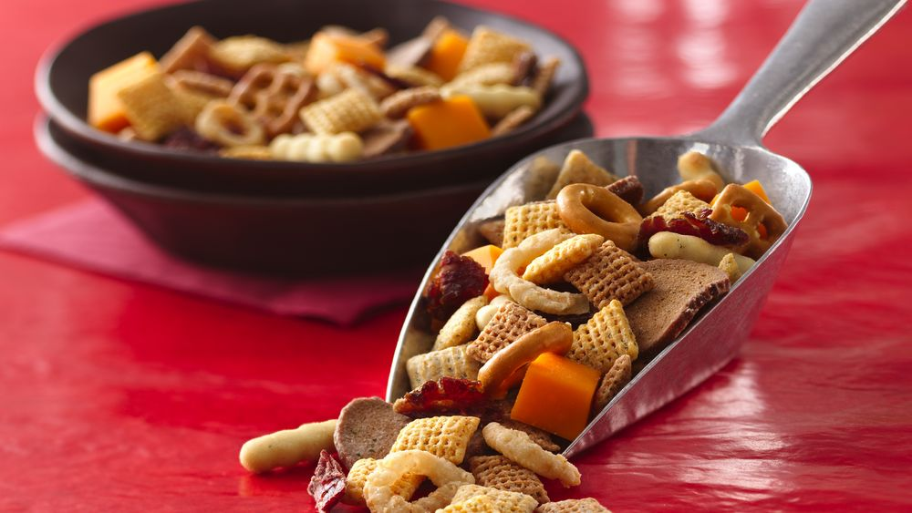 Cheesesteak Chex Mix® recipe from Pillsbury.com