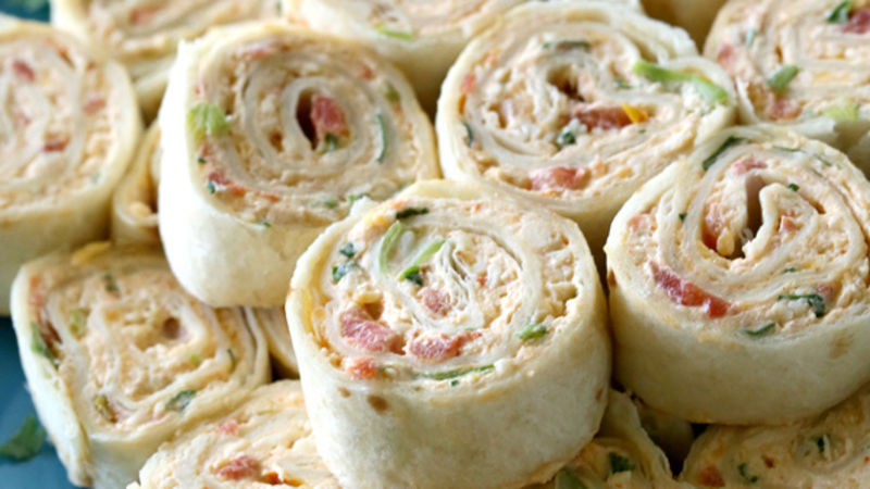 Chicken Enchilada Pinwheels Recipe From Betty Crocker