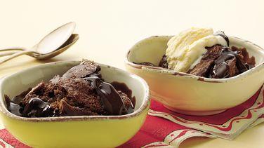 Bisquick Hot Fudge Pudding Cake Recipe