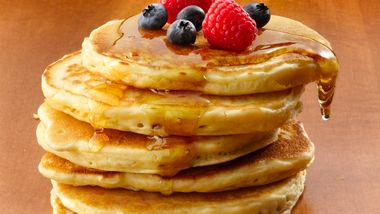 The Ultimate Pancakes
