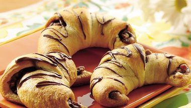 Chocolate Crescent Mufflers