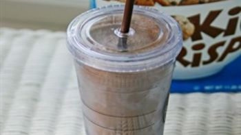 Mocha Cookie Coffee Chiller