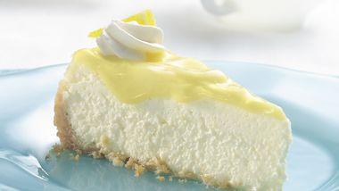 Lemon Supreme Cheesecake