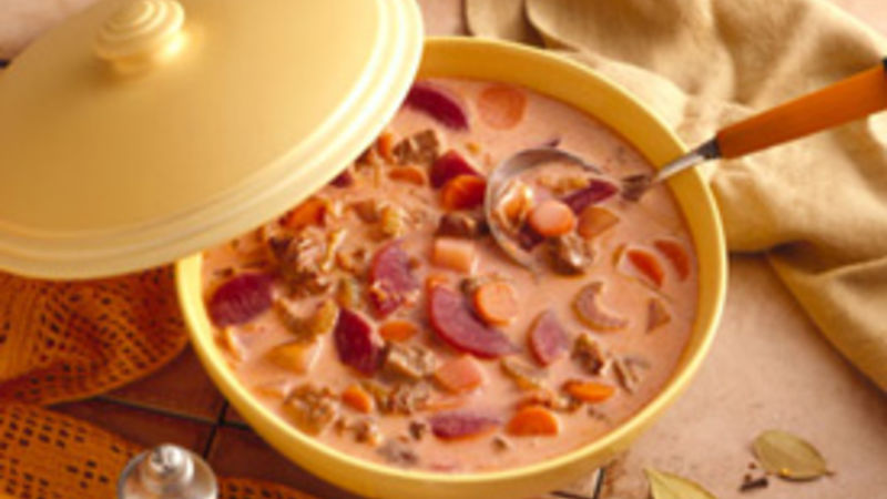 Beef-Vegetable Soup
