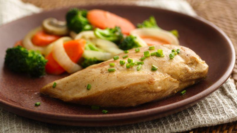 Pollo en Marinada Cítrica