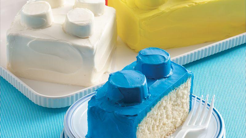 Building Blocks Cakes