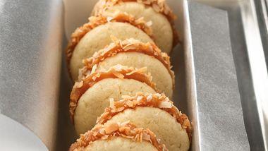Dulce de Leche Cookies