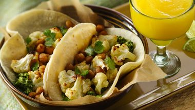 Cauliflower Power Tacos