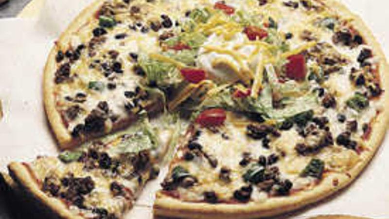 Thin Crust Create-a-Pizza