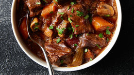 Beef Daube Recipe Tablespoon Com