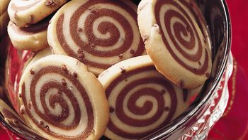 Chocolate Pinwheels