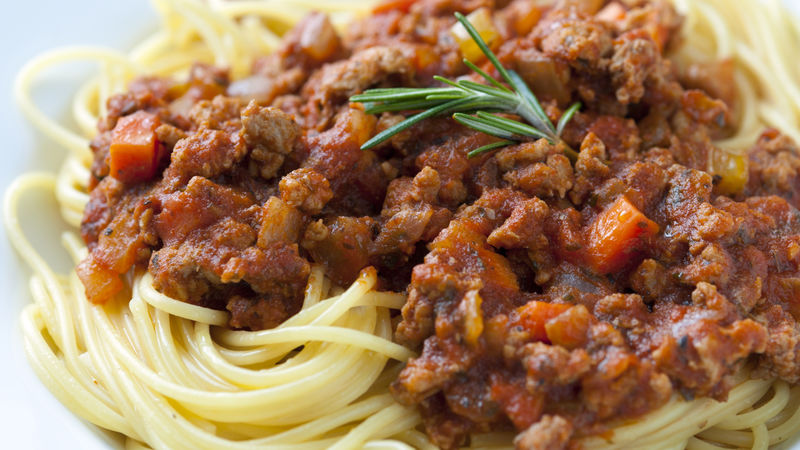 Easy Chicken Ragu
