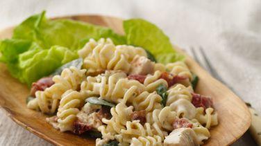 Ensalada de Pasta con Pollo y Gorgonzola