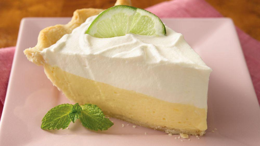 Creamy Mojito Pie