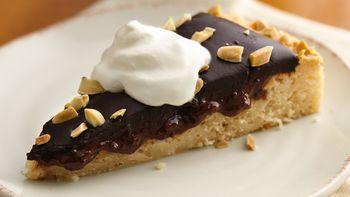 """O My Ganache"" Cherry Macaroon Torte"