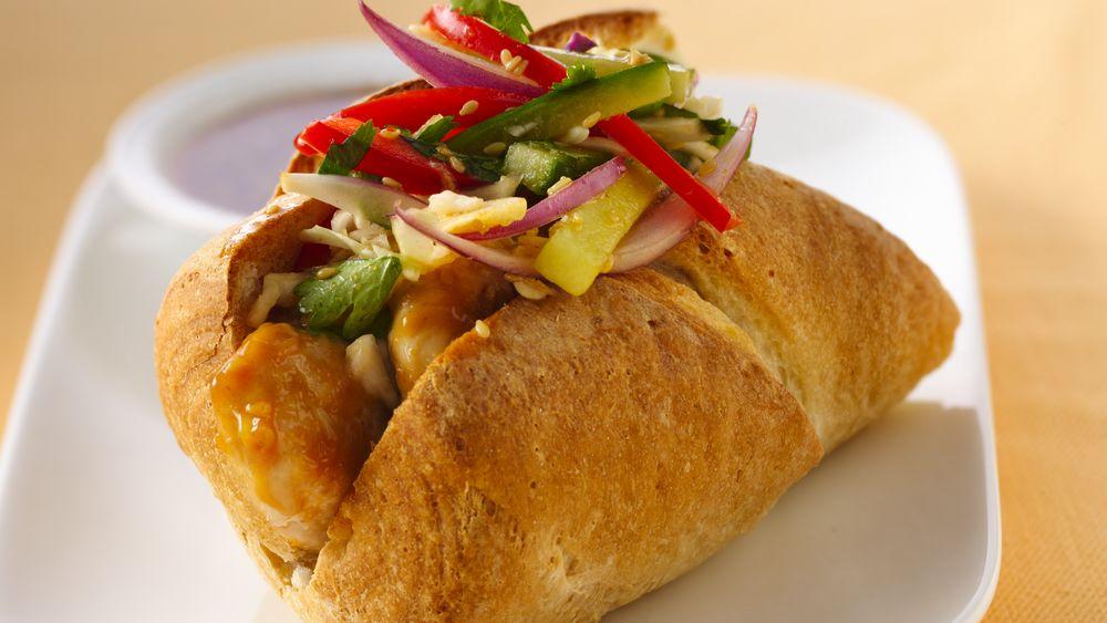 Thai Chicken Subs