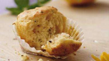 Lemon-Herb Muffins