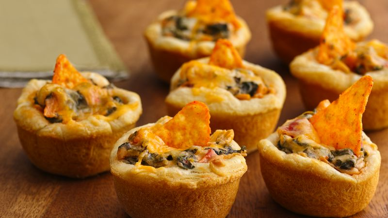 Mexican Appetizer Cups