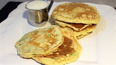How to Make Pancakes with Vegetables