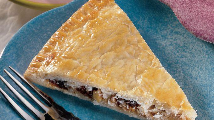Flaky Date-Walnut Pastry