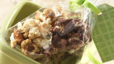 Chocolate-Covered Caramel Corn