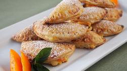 Cream Cheese and Apricot Empanadas