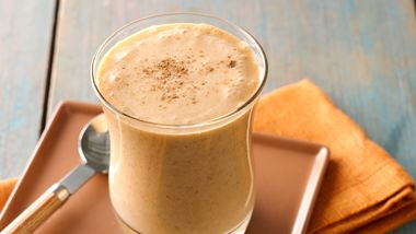Pumpkin Perfection Protein Shake