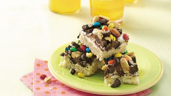 Confetti Rocky Road Bars