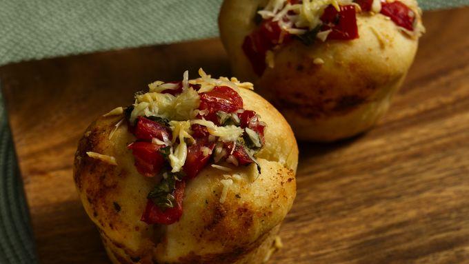 Easy Tomato Bruschetta
