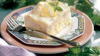 Lemon Chiffon Dessert